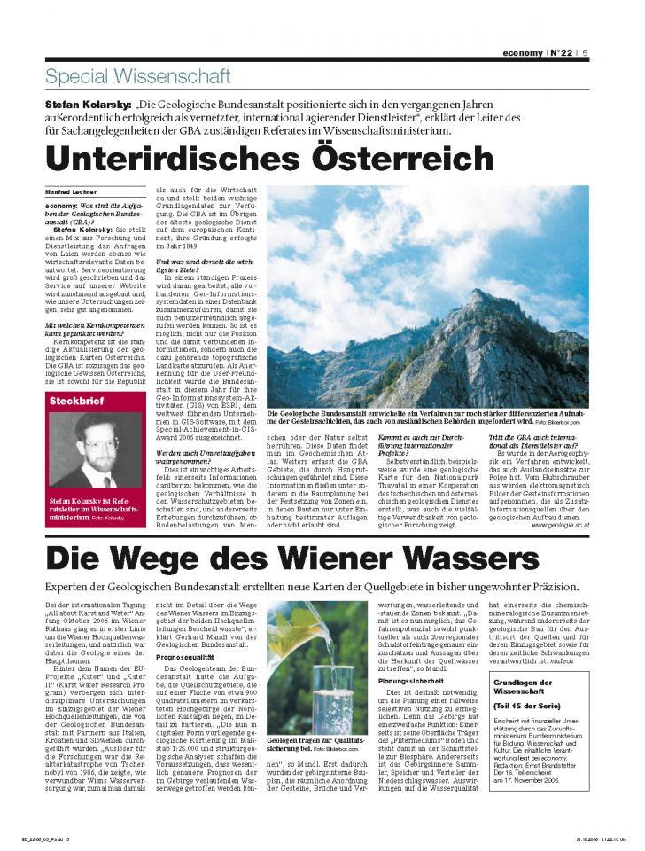Heft Ausgabe Nr. 22 - Seite 5