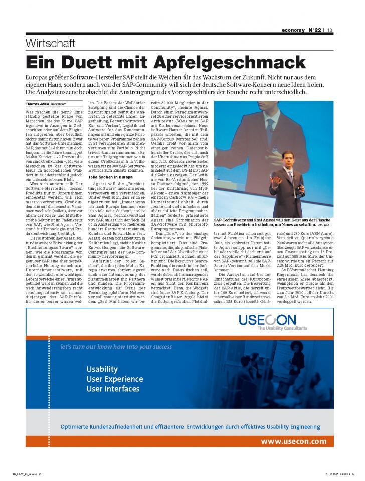 Heft Ausgabe Nr. 22 - Seite 13
