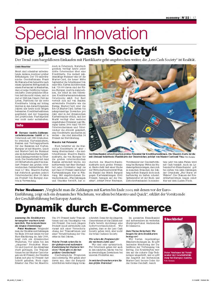 Heft Ausgabe Nr. 22 - Seite 17