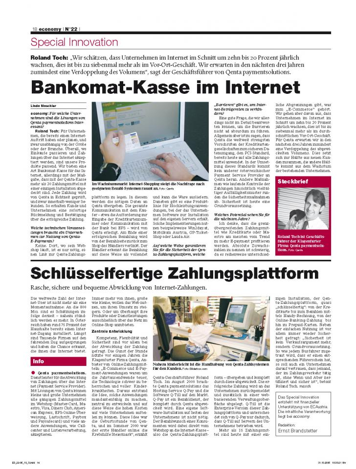 Heft Ausgabe Nr. 22 - Seite 18
