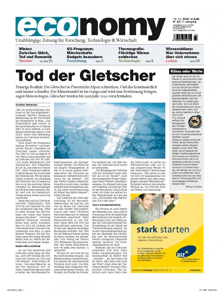 Heft Archiv 2006 - Seite 23