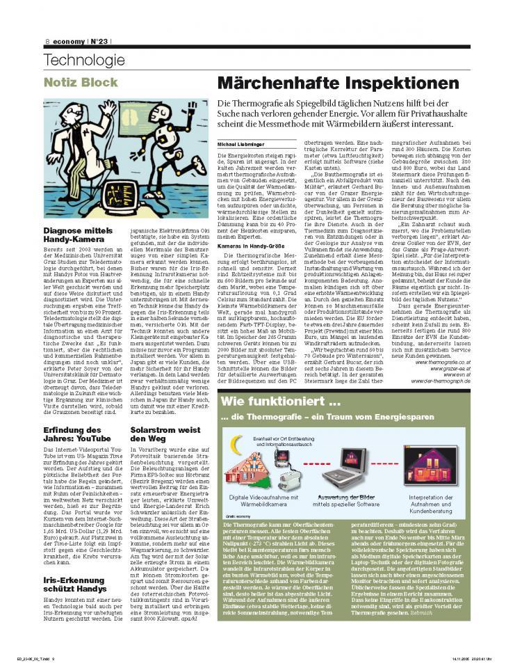 Heft Ausgabe Nr. 23 - Seite 8