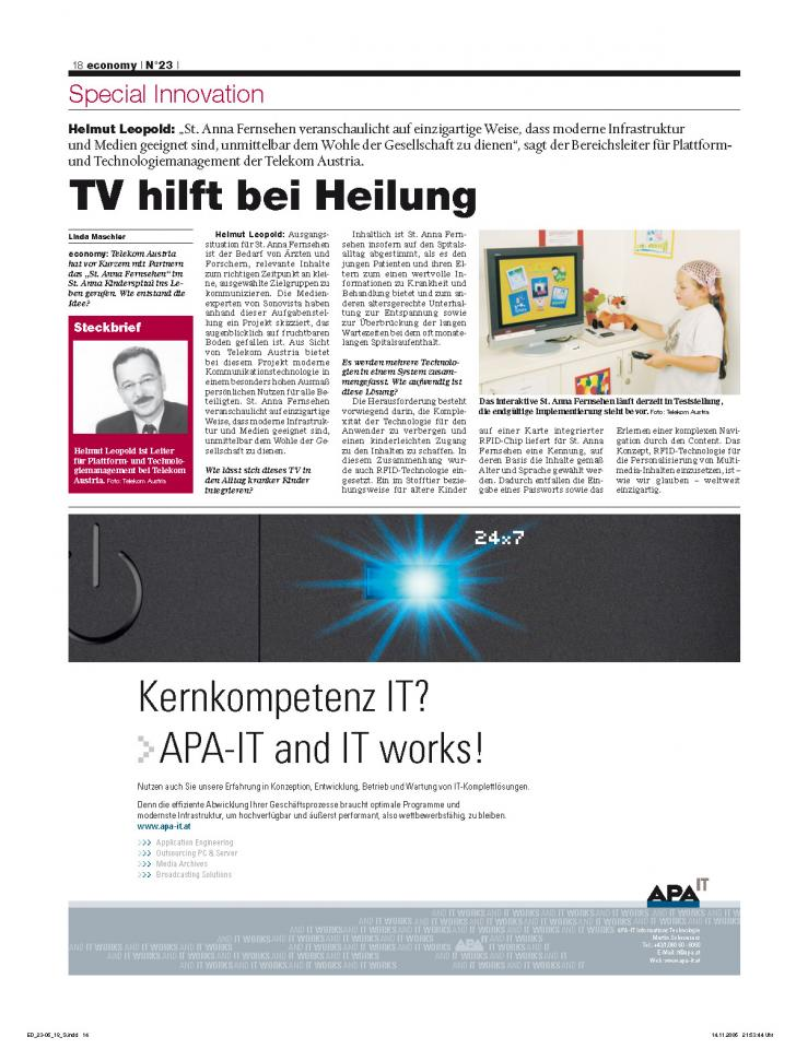 Heft Ausgabe Nr. 23 - Seite 18