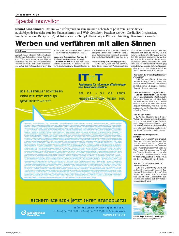 Heft Ausgabe Nr. 23 - Seite 20