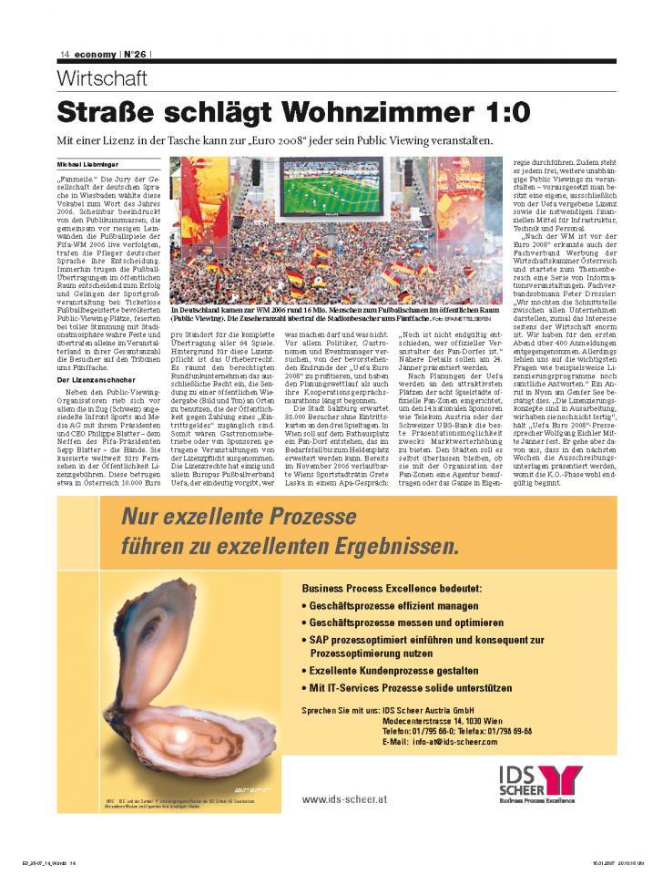 Heft Ausgabe Nr. 26 - Seite 14