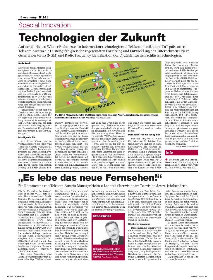 Heft Ausgabe Nr. 26 - Seite 18