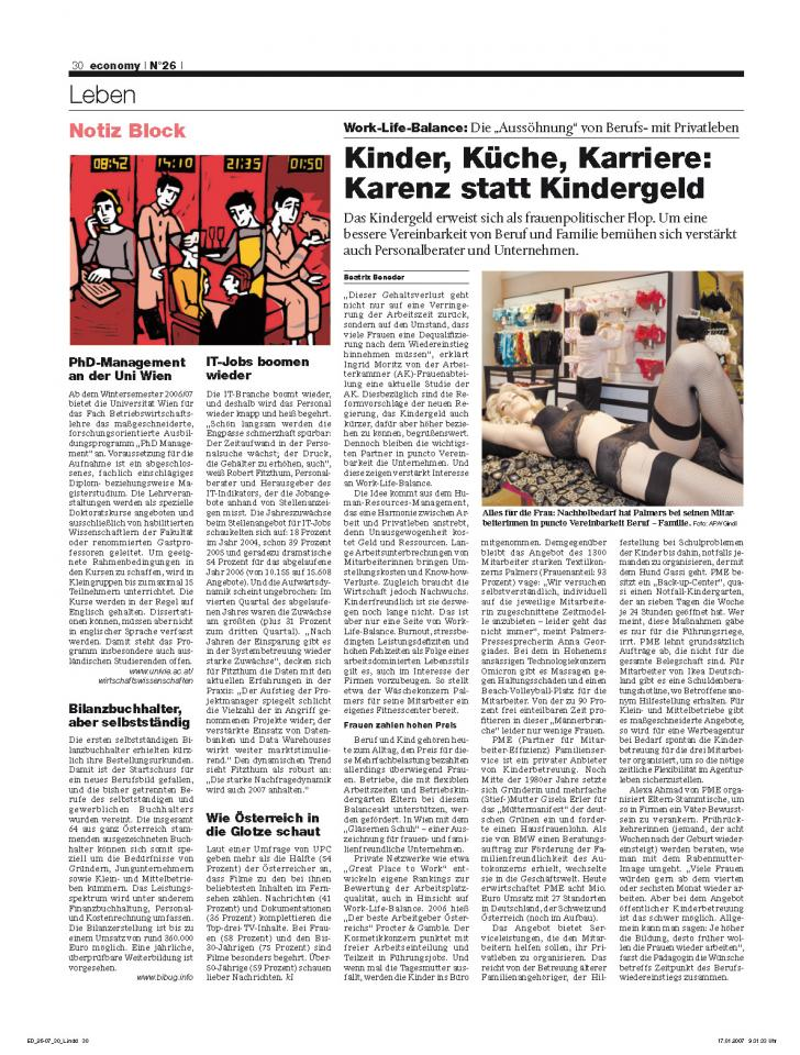 Heft Ausgabe Nr. 26 - Seite 30