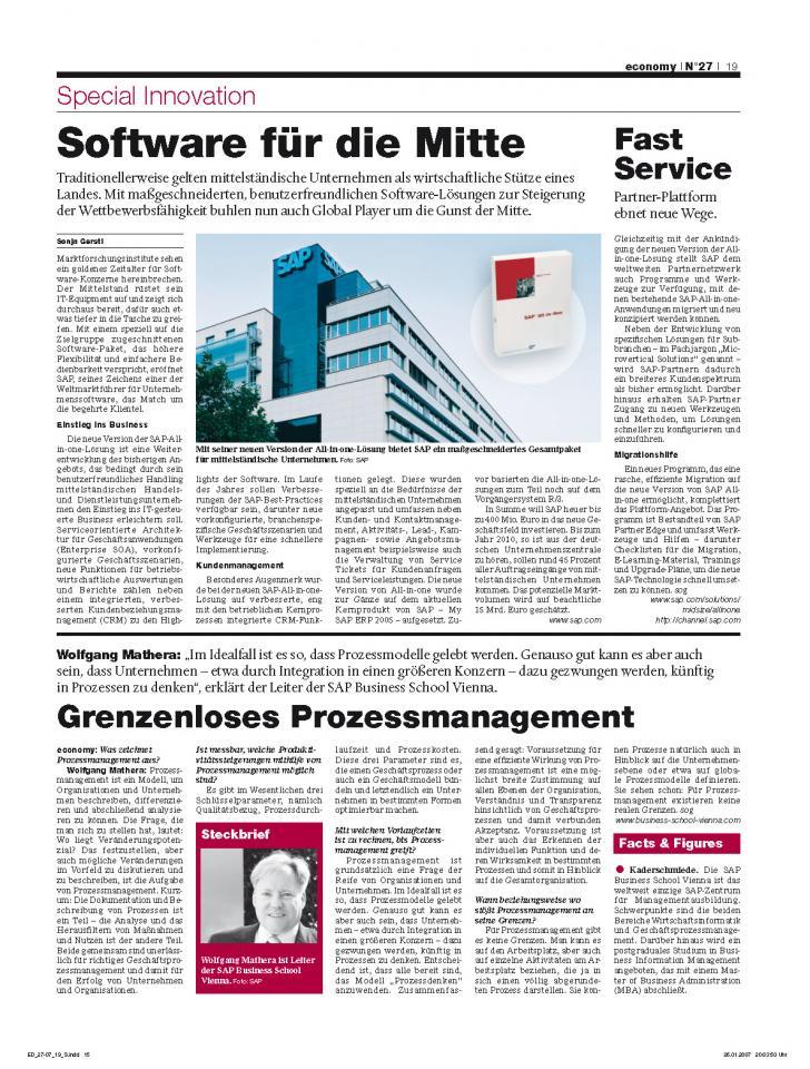 Heft Ausgabe Nr. 27 - Seite 19