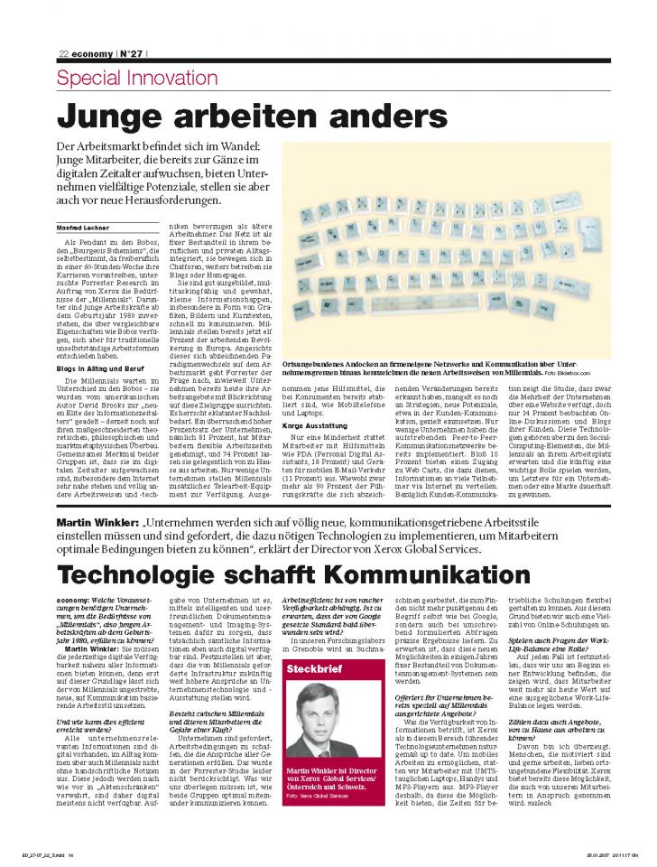 Heft Ausgabe Nr. 27 - Seite 22