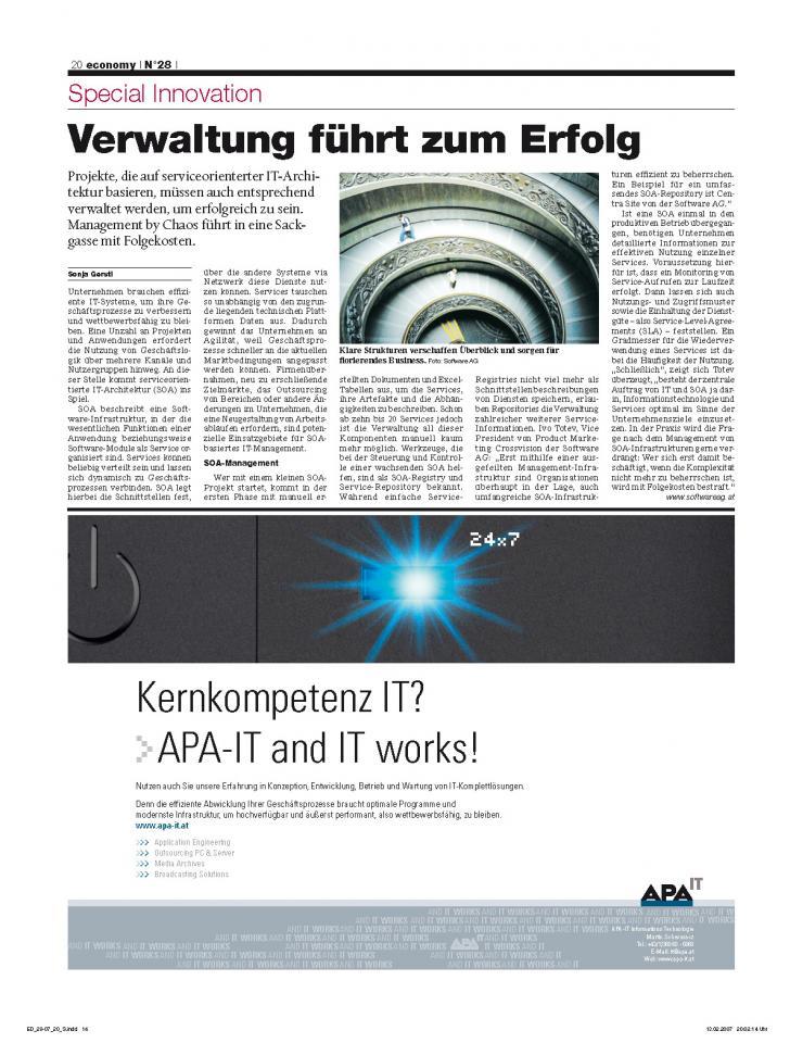Heft Ausgabe Nr. 28 - Seite 20