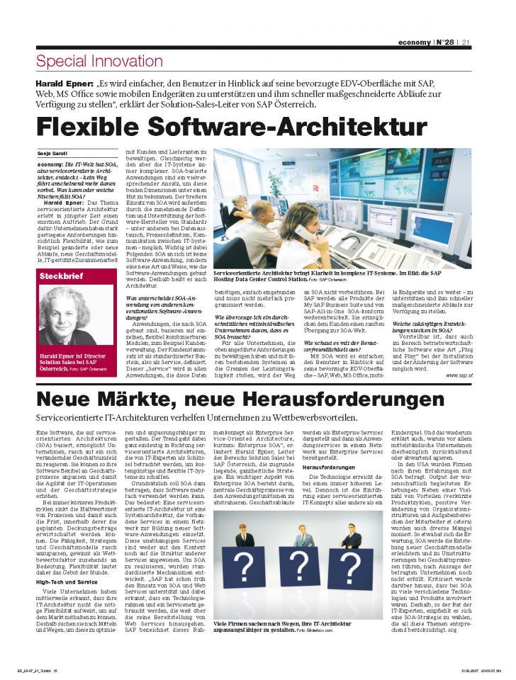 Heft Ausgabe Nr. 28 - Seite 21