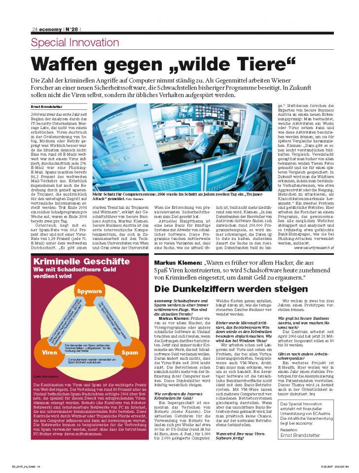 Heft Ausgabe Nr. 28 - Seite 24