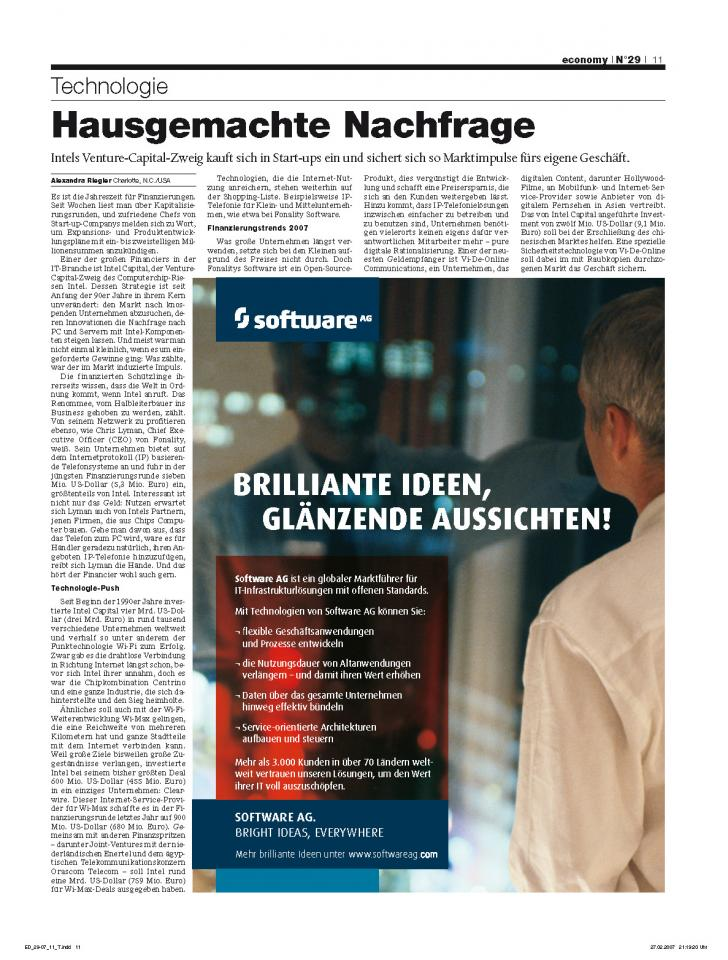 Heft Ausgabe Nr. 29 - Seite 11
