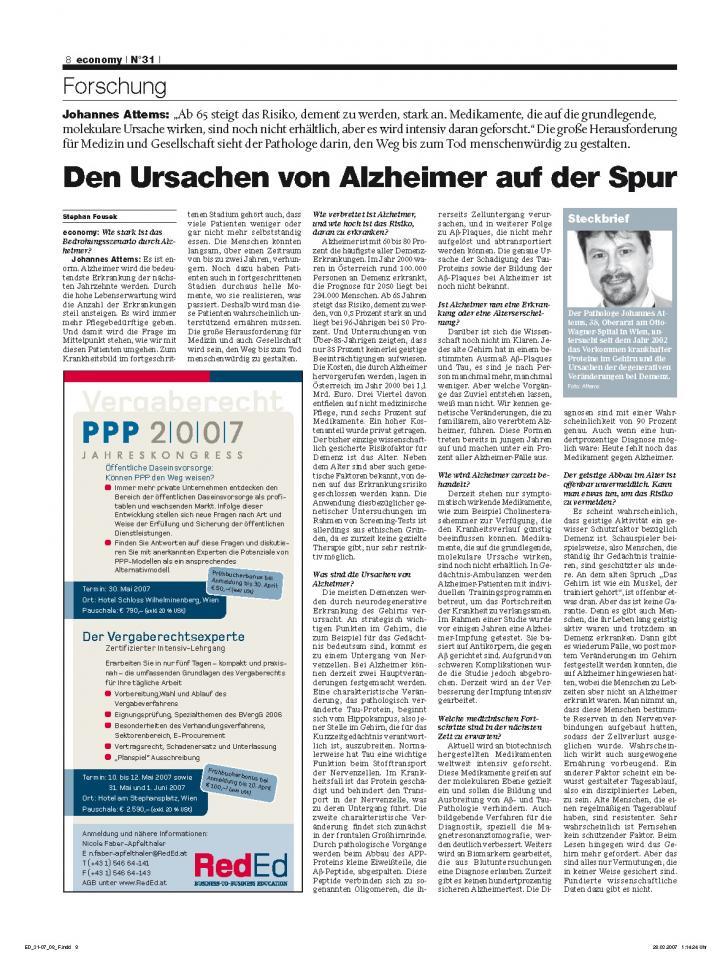 Heft Ausgabe Nr. 31 - Seite 8