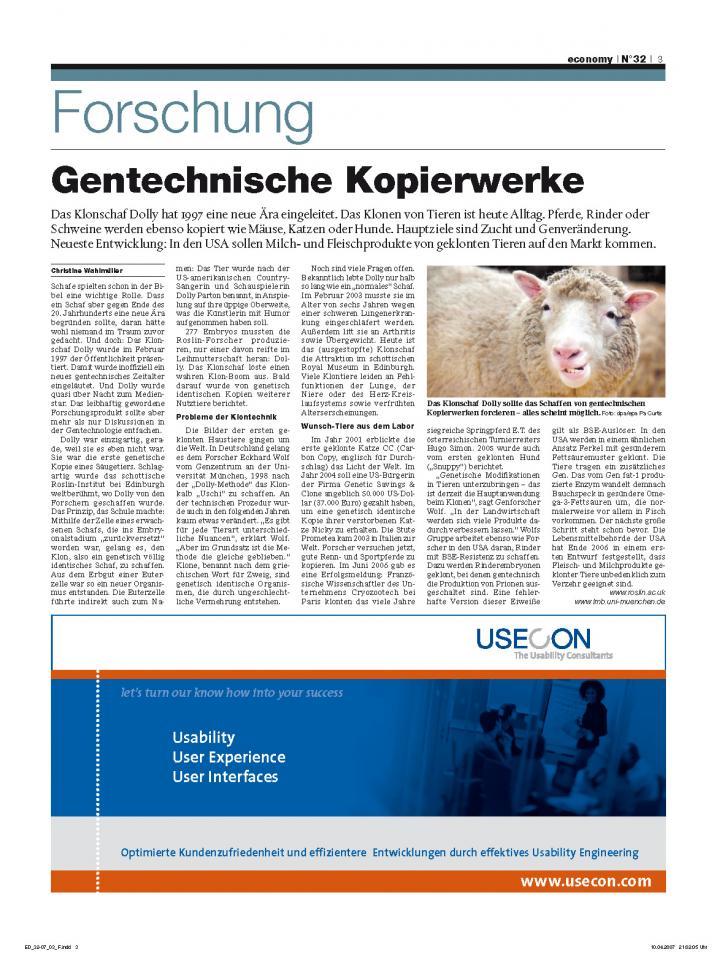 Heft Ausgabe Nr. 32 - Seite 3