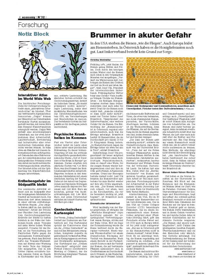 Heft Ausgabe Nr. 32 - Seite 4