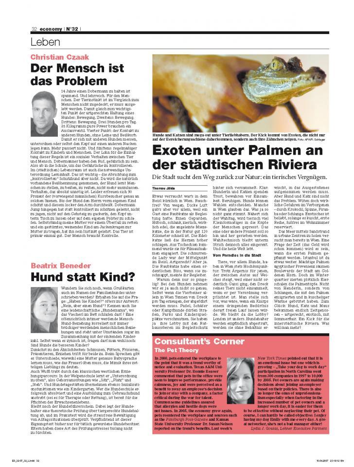 Heft Ausgabe Nr. 32 - Seite 32