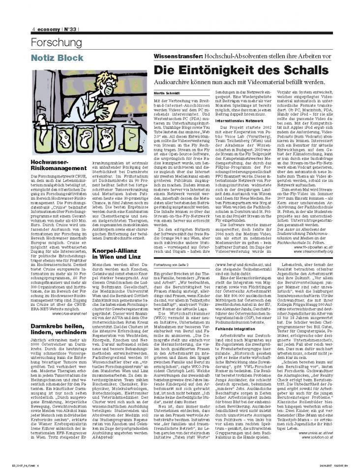 Heft Ausgabe Nr. 33 - Seite 4