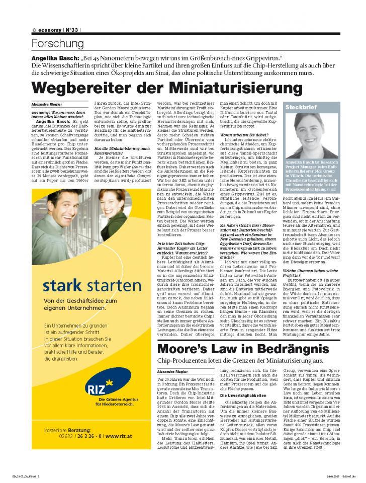 Heft Ausgabe Nr. 33 - Seite 8
