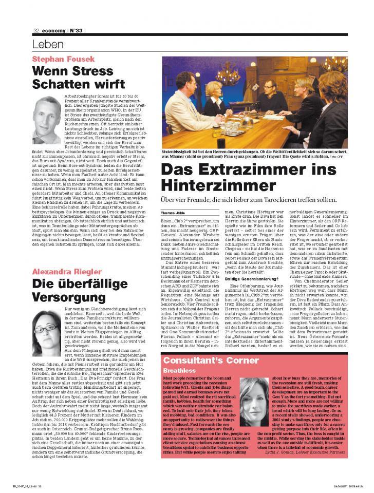 Heft Ausgabe Nr. 33 - Seite 32