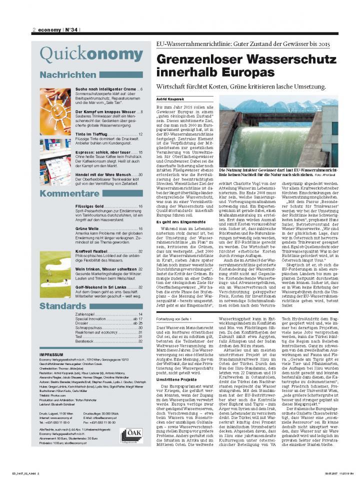 Heft Ausgabe Nr. 34 - Seite 2