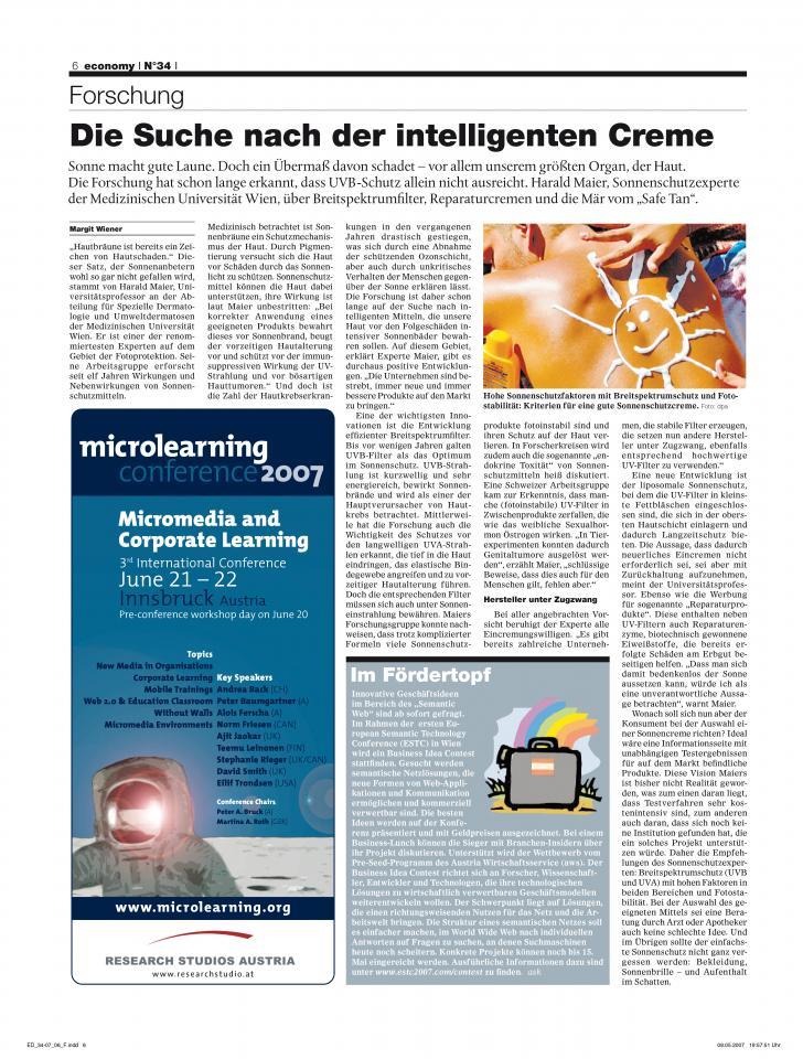 Heft Ausgabe Nr. 34 - Seite 6