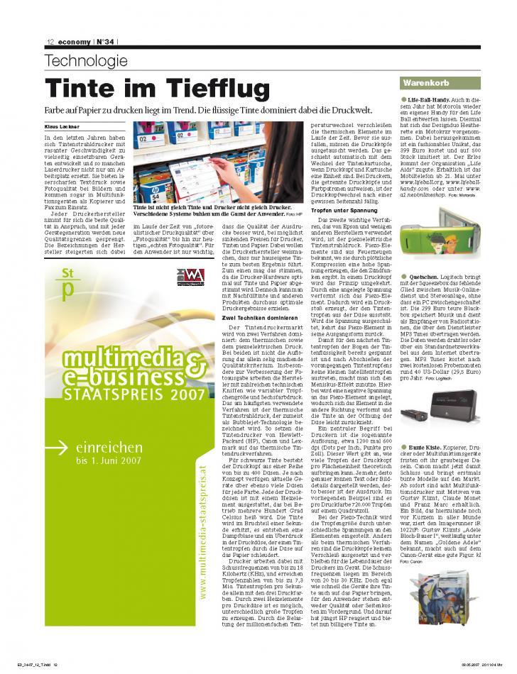 Heft Ausgabe Nr. 34 - Seite 12