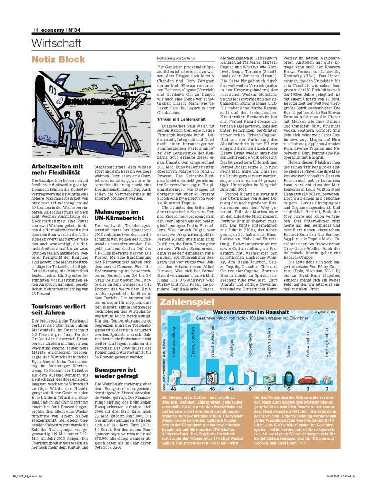 Heft Ausgabe Nr. 34 - Seite 14