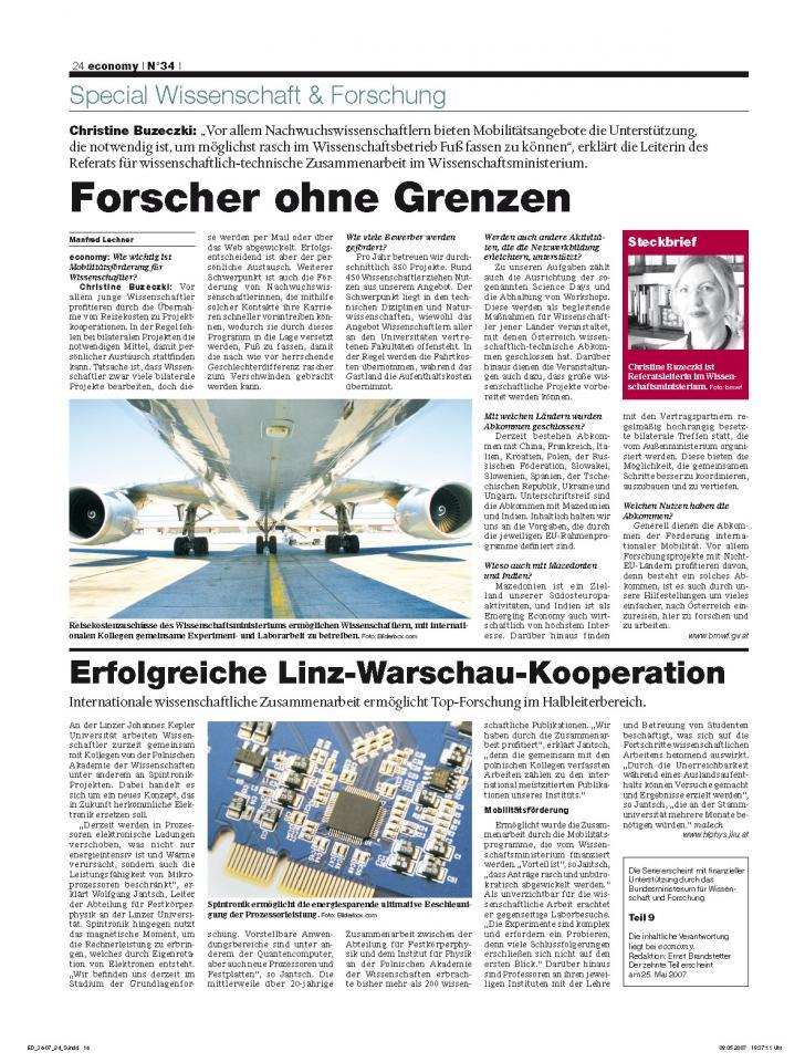 Heft Ausgabe Nr. 34 - Seite 24
