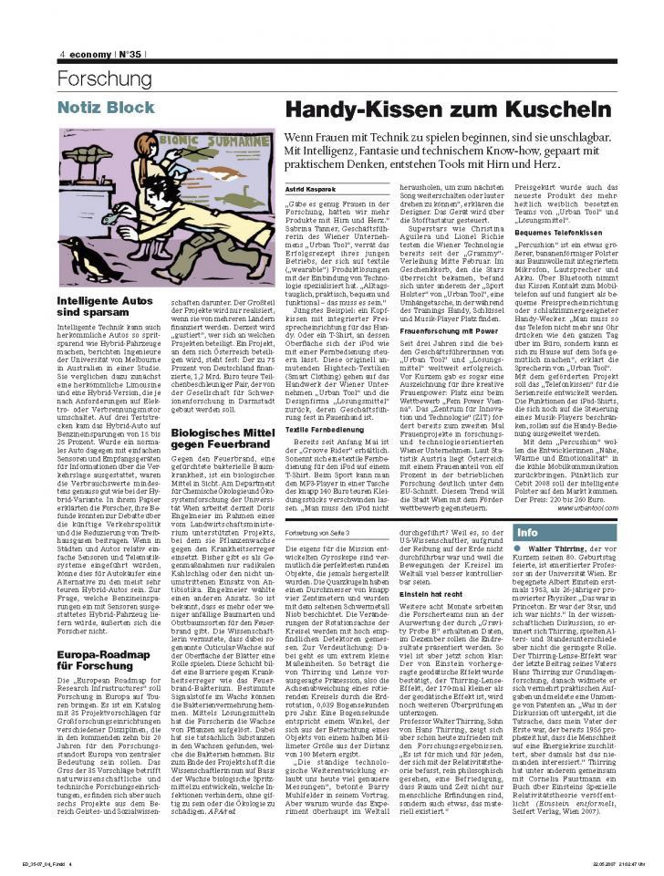 Heft Ausgabe Nr. 35 - Seite 4