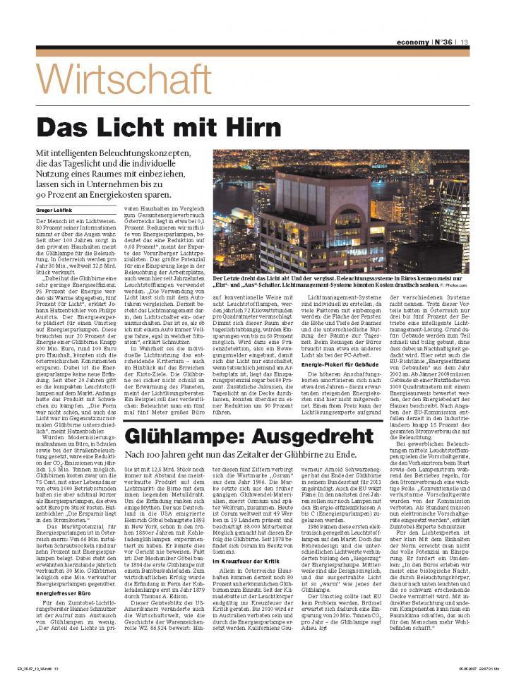 Heft Ausgabe Nr. 36 - Seite 13