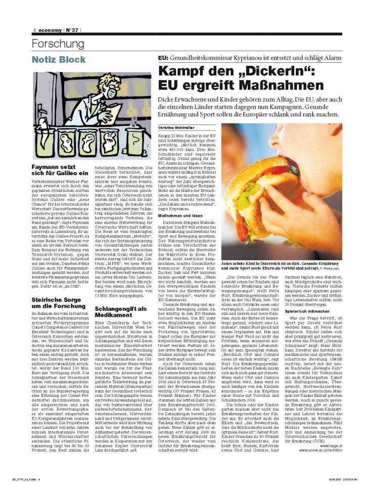 Heft Ausgabe Nr. 37 - Seite 4