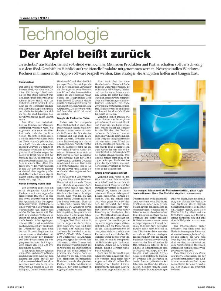 Heft Ausgabe Nr. 37 - Seite 6
