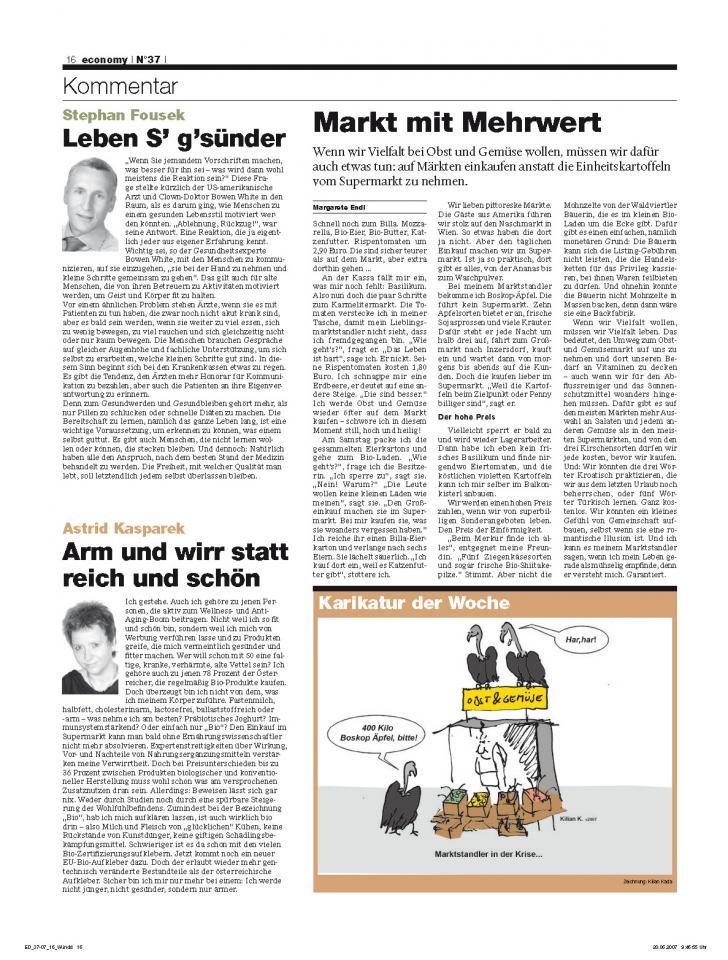 Heft Ausgabe Nr. 37 - Seite 16