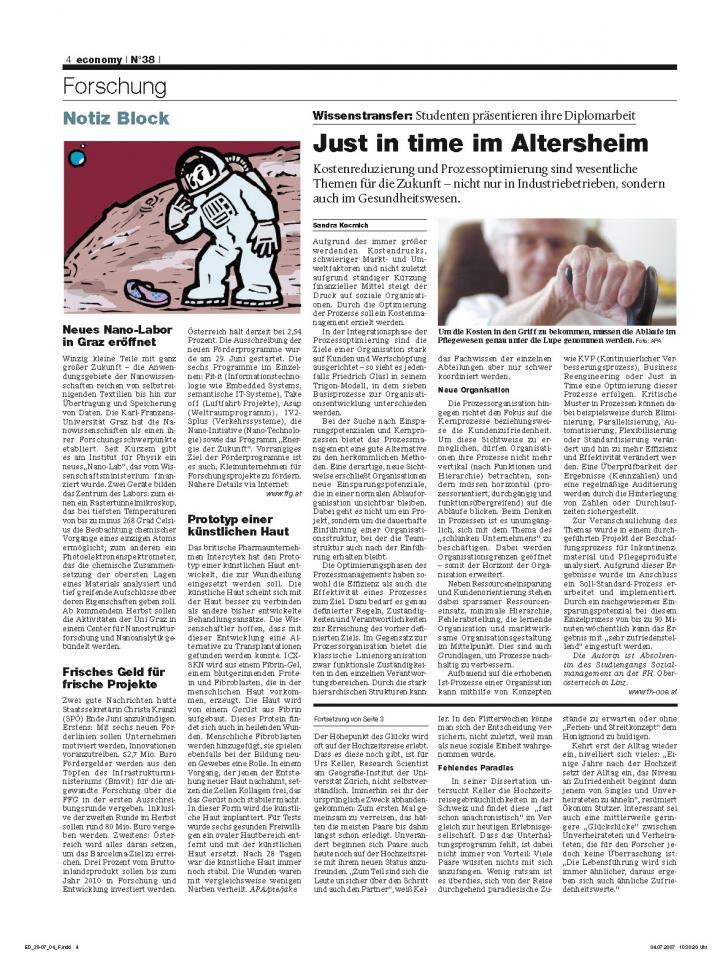 Heft Ausgabe Nr. 38 - Seite 4