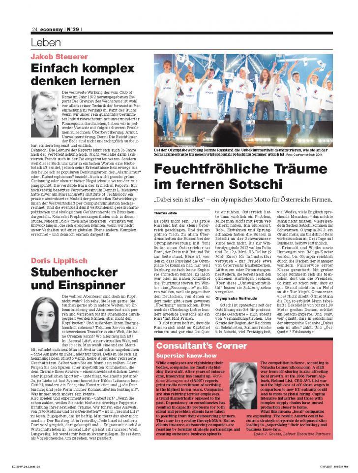 Heft Ausgabe Nr. 39 - Seite 24