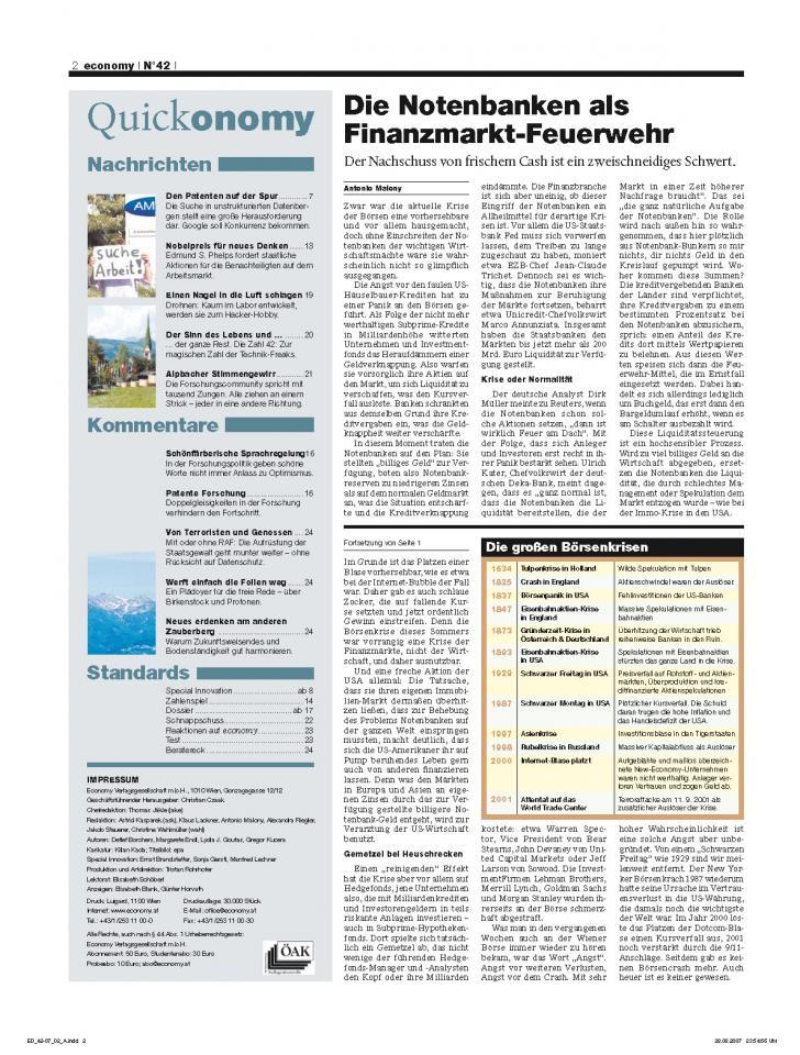 Heft Ausgabe Nr. 42 - Seite 2