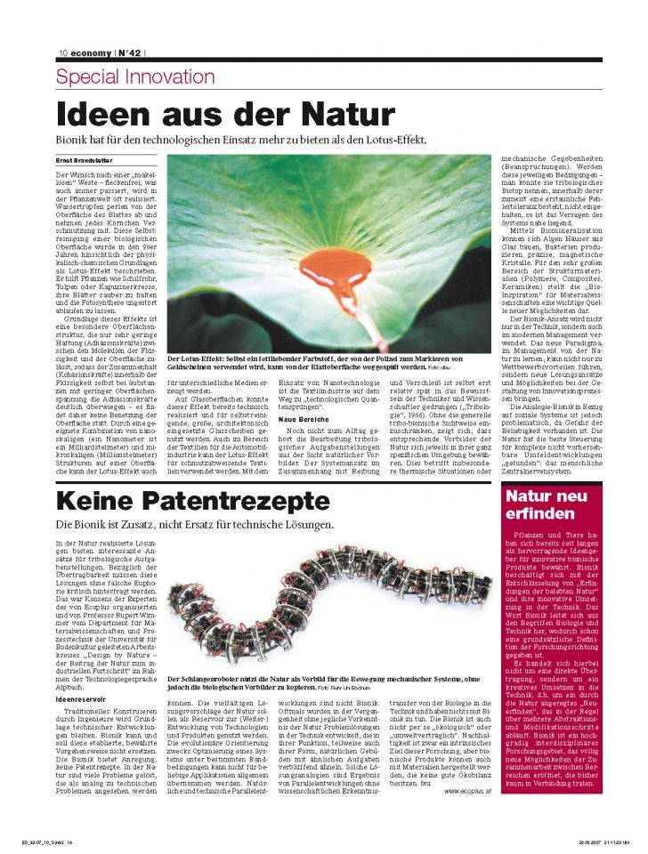 Heft Ausgabe Nr. 42 - Seite 10