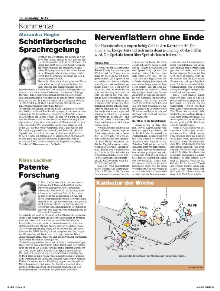 Heft Ausgabe Nr. 42 - Seite 16