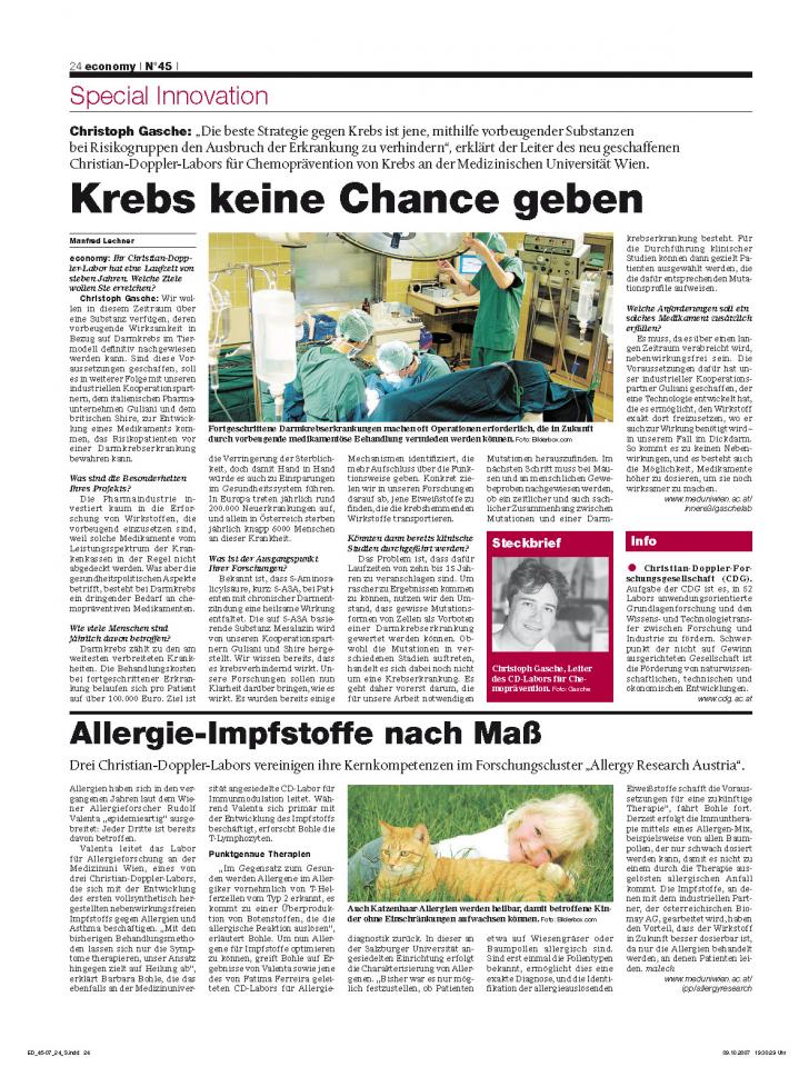Heft Ausgabe Nr. 45 - Seite 24