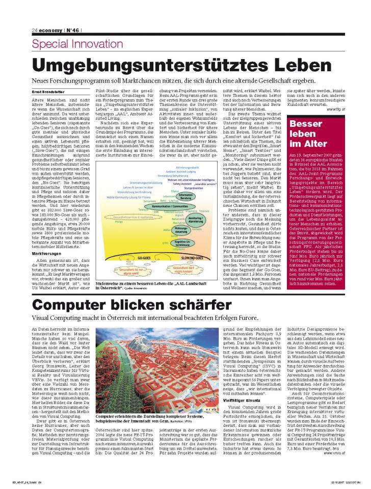 Heft Ausgabe Nr. 46 - Seite 24