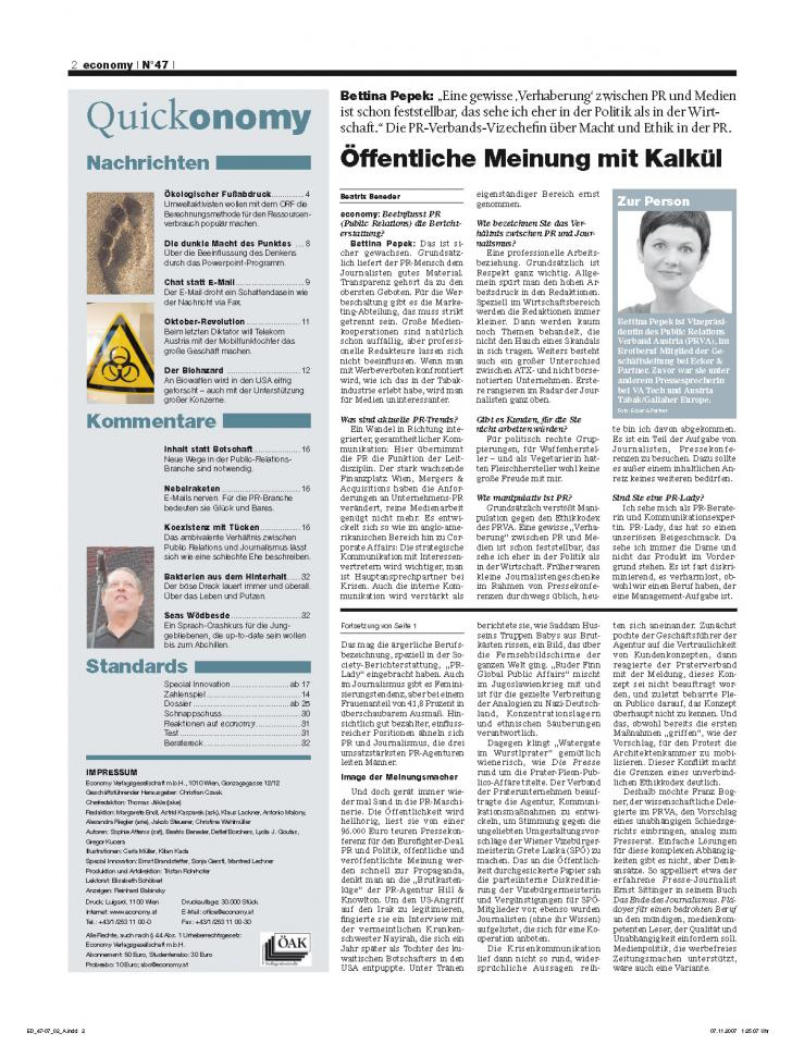 Heft Ausgabe Nr. 47 - Seite 2