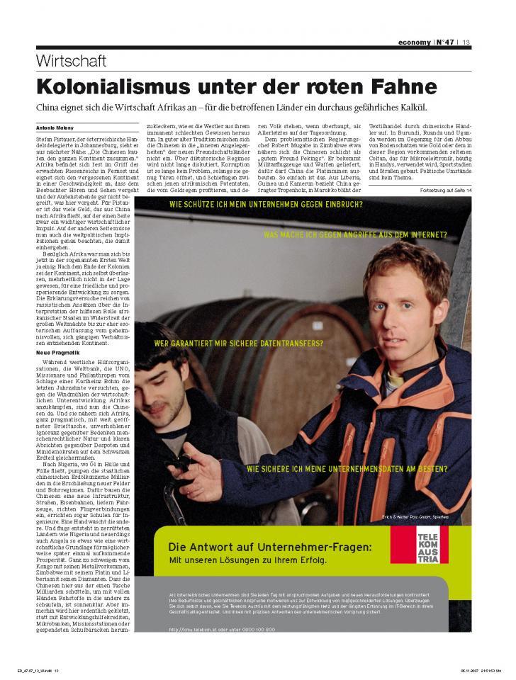 Heft Ausgabe Nr. 47 - Seite 13