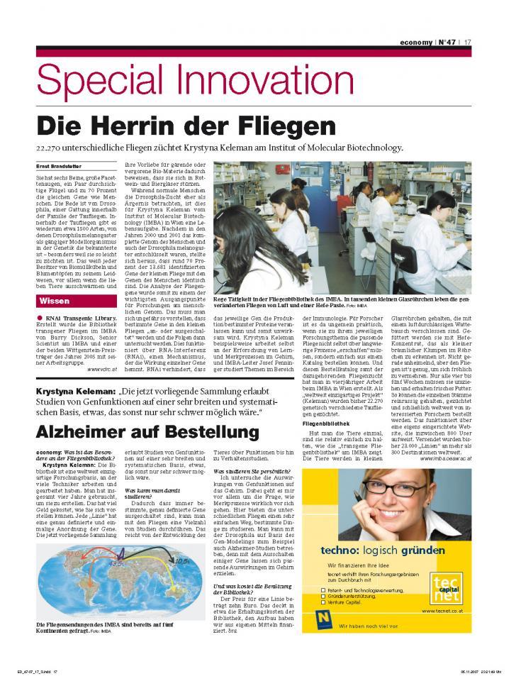 Heft Ausgabe Nr. 47 - Seite 17