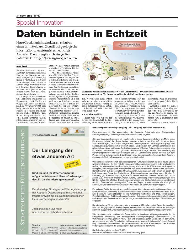 Heft Ausgabe Nr. 47 - Seite 24