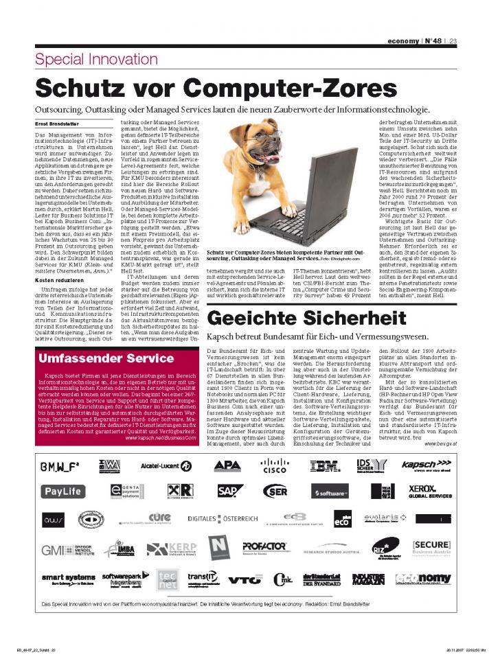 Heft Ausgabe Nr. 48 - Seite 23