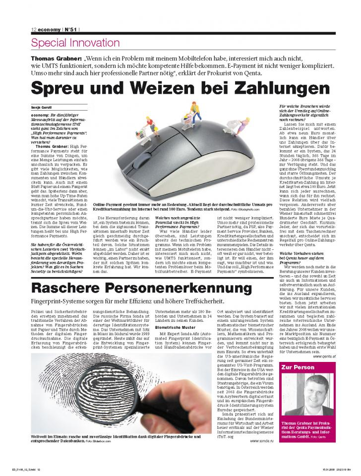 Heft Ausgabe Nr. 51 - Seite 12