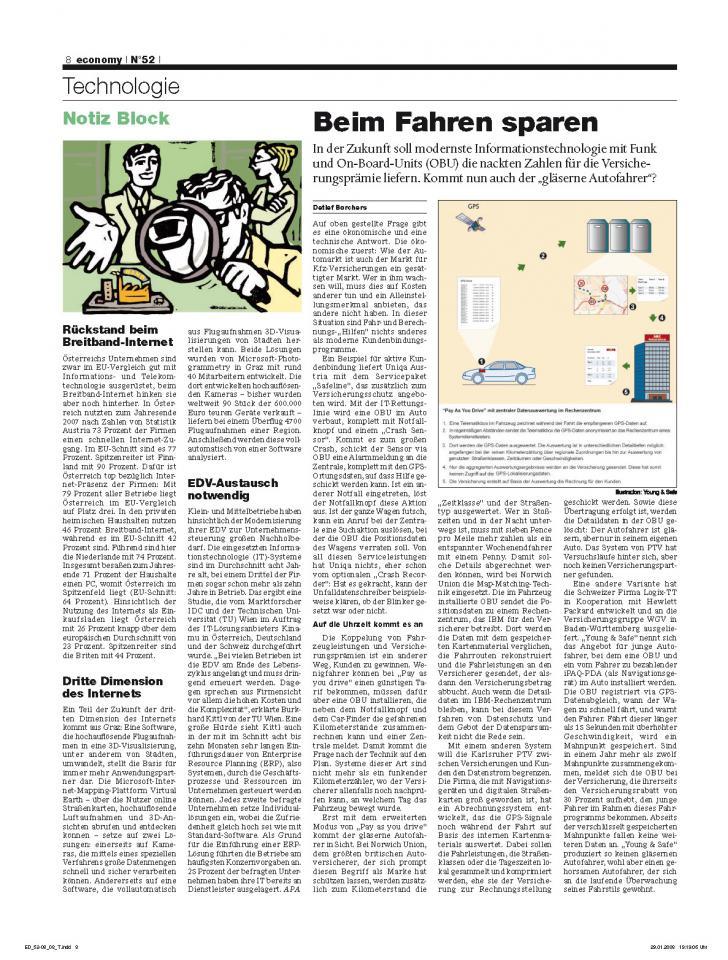 Heft Ausgabe Nr. 52 - Seite 8