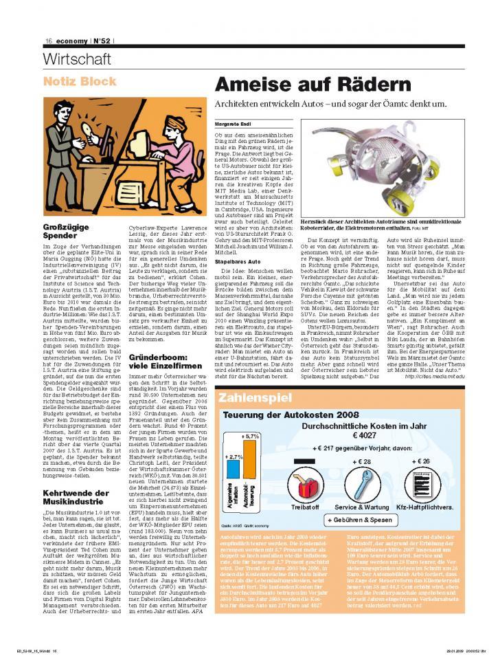 Heft Ausgabe Nr. 52 - Seite 16