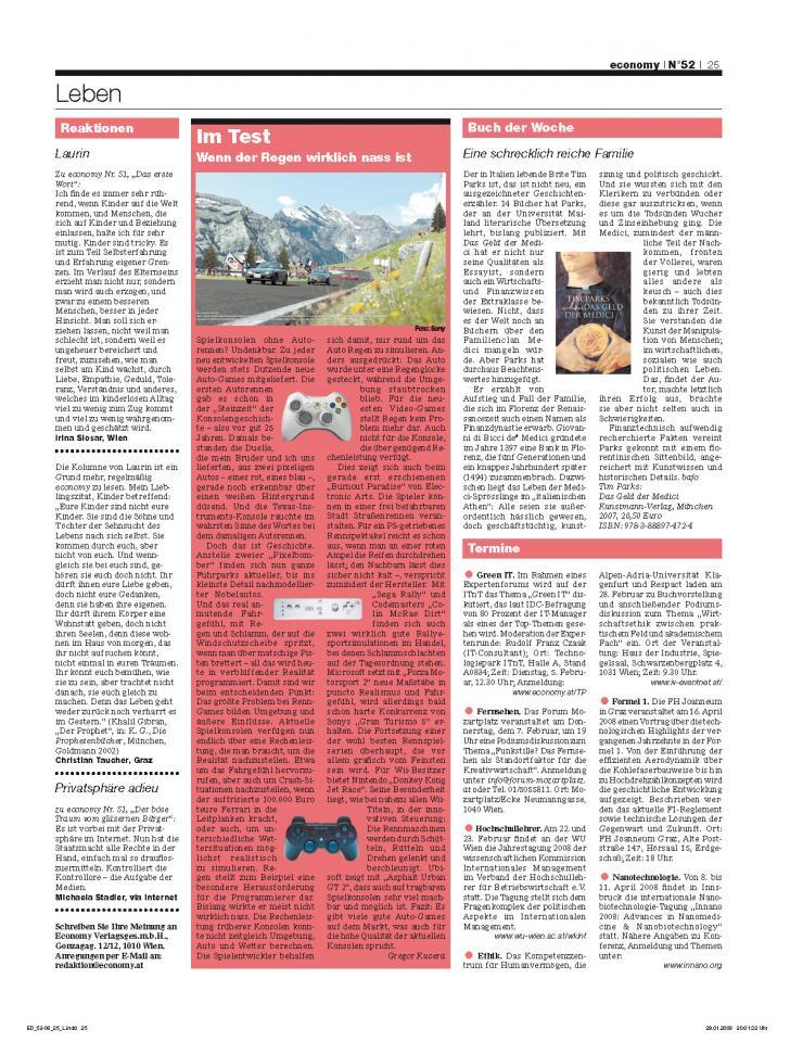 Heft Ausgabe Nr. 52 - Seite 25